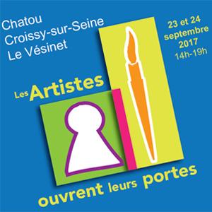 portes ouvertes ateliers Chatou 2017
