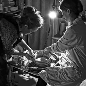 tournage sur ceramique a Chatou Vesinet Rueil Croissy saint Germain